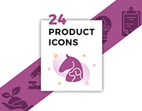 Nutritional Product Icons