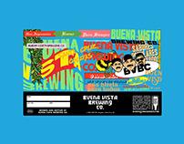 Buena Vista Brewing Co. - Universal Label