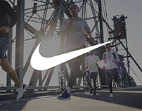 Graphic campaign - Nike