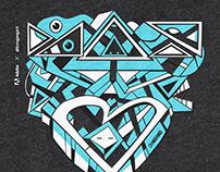 Adobe MAX 2020 T-shirts