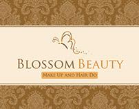 BLOSSOM BEAUTY Logo & Namecard