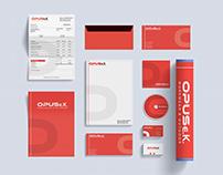 Opus.e.K Stationary Branding