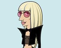 Gaga costume