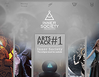 Inner Society - Arts pack #1