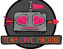 Team Love Machine Logo