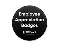Employee Appreciation Badges