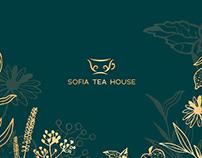 Sofia Tea House | Brand Identity