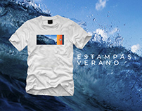 ESTAMPAS REMERAS VERANO SUMMER PRINT TEES