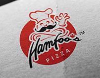 Branding for Hamfoos Pizza, Ahmedabad