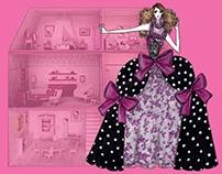 Avant Garde Doll House Collection