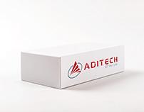 ADITECH - Brand Identity