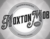 "Album Cover: Hoxton Mob, ""Sad Songs in Major Keys"""
