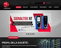 Design Website i.mnetworks