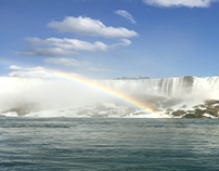 Photo from the Maid of the Mist
