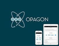 Opagon | Website