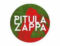 PITULA ZAPPA - Diseño sobre prendas -
