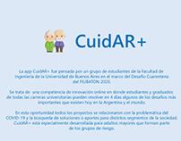 CuidAR+ | APP COVID-19