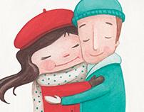 Caldo abbraccio