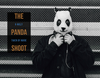 THE PANDA SHOOT by Marie