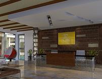 Kileleshwa Apartment Reception