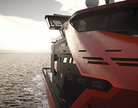 VARD Concept Off-shore Construction Vessel