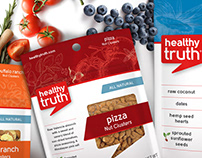 Packaging Design: Healthy Truth