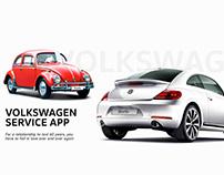 Volkswagen Service Applicaion