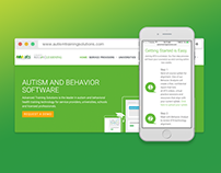 Autism Training Solutions Website
