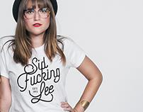 Sid Lee Tshirts