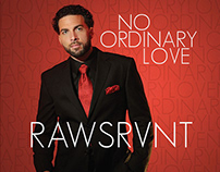 Rawsrvnt - No Ordinary Love (album artwork)