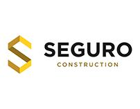 Seguro Construction Logo Design