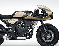 BX 500cc Racer concept