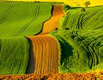 Moravia. Czech Republic