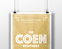 coen brothers poster