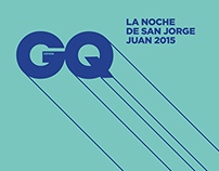 GQ La noche de San Jorge Juan 2015