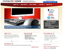 ComputerCare Website