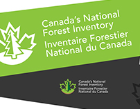 Canada's National Forest Inventory Logo