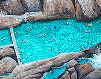 Blue Pool II
