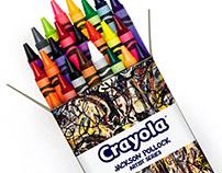 Crayola Artist Series Box