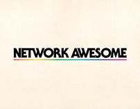 Network Awesome (CEO, Brand and Creative Director)