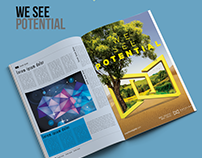 Papillon Digital Magazine Ads