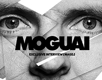 Exclusive interview with MOGUAI, Design, layout.