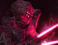 Grenade Armor SCFI