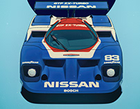 Nissan GTP ZX-Turbo