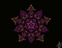 Mandala design and branding