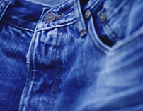 THE PLACE WHERE THE JEANS COME TRUE // Pass: pepe