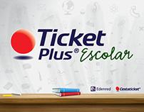 - CAMPAÑA ESCOLAR - TicketPlus Escolar Cestaticket