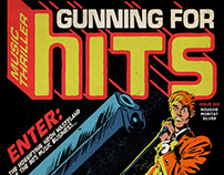 Image Comics | Gunning For Hits | Cover Issue 6
