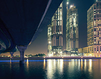 Dubai - the night shift