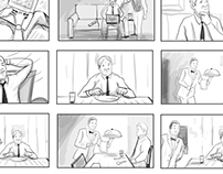 Public Service Message-StoryBoard